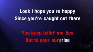 Caught Out There (I Hate You) - Kelis