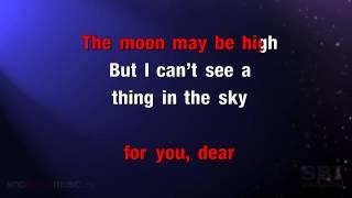 I Only Have Eyes For You - Karaoke HD (In The Style Of Art Garfunkel)