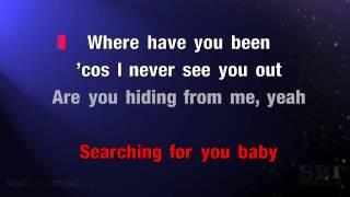 Where Have You Been? - Karaoke HD (In The Style Of Rihanna)