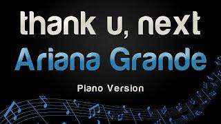 Ariana Grande - thank u, next (Piano Version)