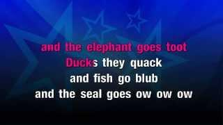 Ylvis - The Fox (What Does The Fox Say?) [Karaoke Version] HD