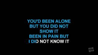 Back To You In The Style Of Bryan Adams Karaoke Sing-along With Lyrics