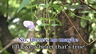 This Time Is Forever KARAOKE FULL HD